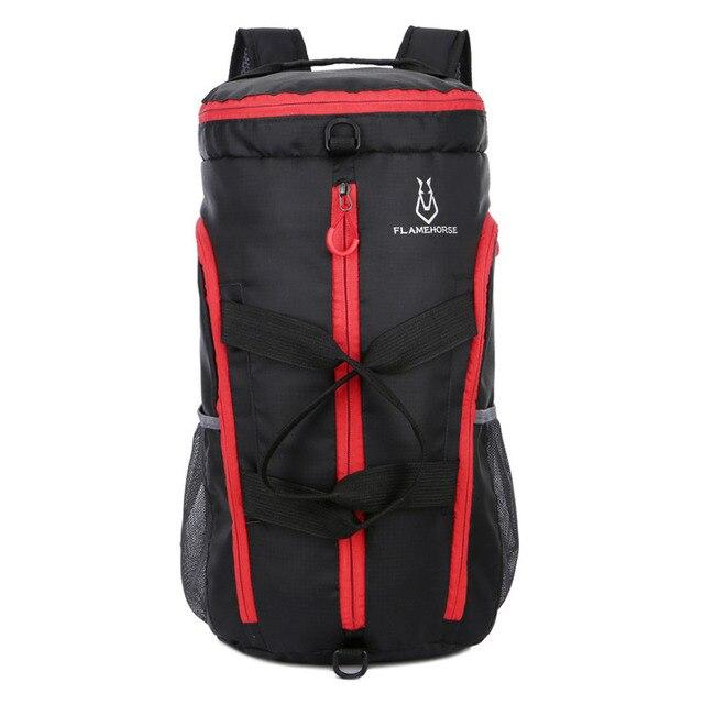 Waterproof Shoulder Sport Gym Bag for Shoes Storage Women Fitness Yoga  Training Bags Men s Gymnastic Handbag Crossbody 8eae27e533ef7