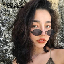 03599b8f20cc0 QUE GRACINHA 2018 Retro Pequenas Óculos De Sol Das Mulheres Dos Homens  Designer de Marca Fino