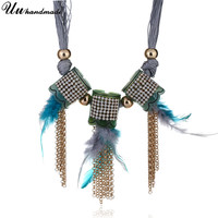 Statement retro acrylic jewelry choker necklace pendant custom wholesale accessories MOQ120 shipment time is about 25 days