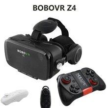 Очки виртуальной реальности VR картонные очки виртуальной реальности BOBOVR Z4 Очки виртуальной реальности VR очки 3D Glasse 3D просмотра захватывающий опыт 4,7 ''-6,2'' смартфонов