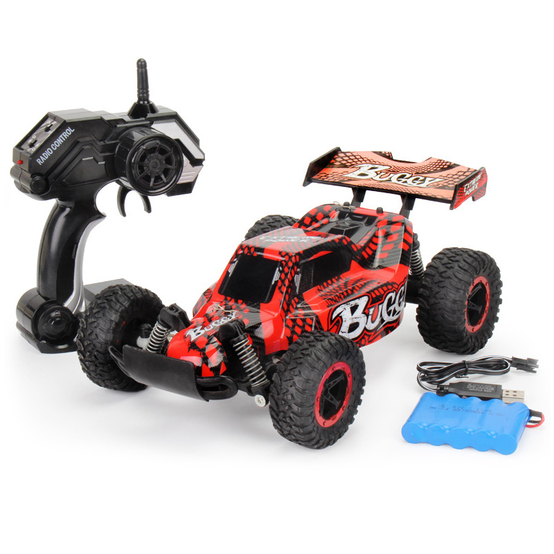 RC Car 1/16 4WD Rock Crawlers 4x4 Driving Car Double Motors Drive Bigfoot Car Remote Control Car Model Off-Road Vehicle Toy цены онлайн