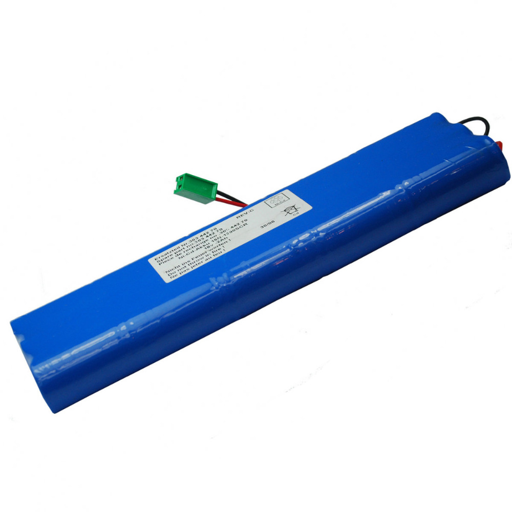High Quality GE MAC 1000 1100 1200 1200ST Battery Replacement For GE MAC 1000 1100 1200 1200ST ECG Vital Sign M