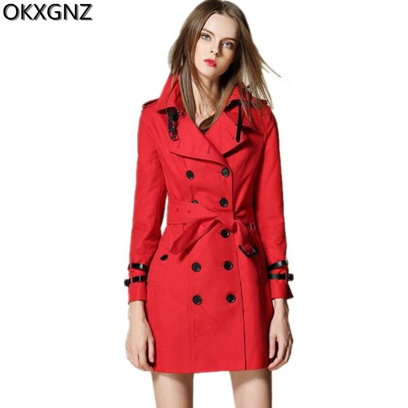 OKXGNZ High Quality Spring font b Women s b font font b Jacket b font 2017