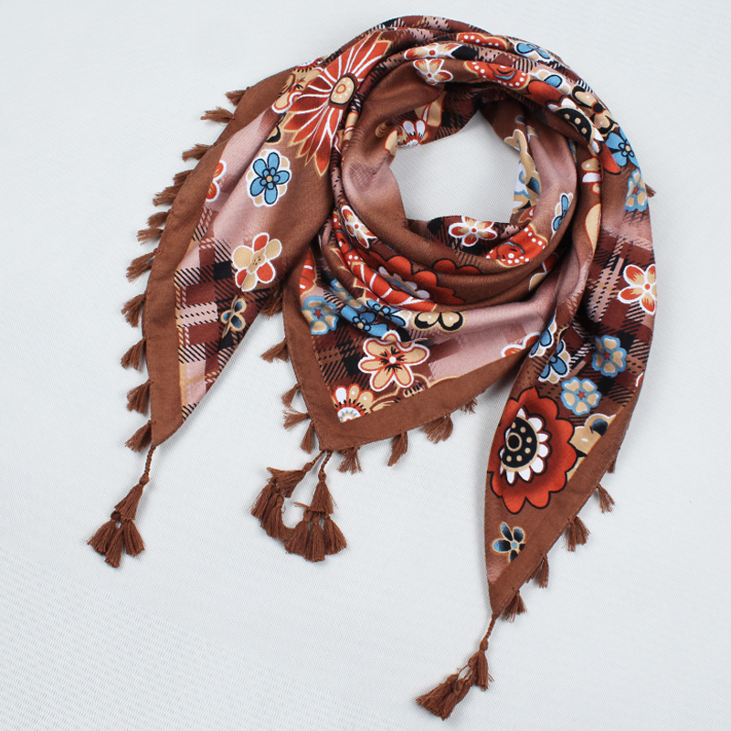 Click here to Buy Now!! Bohême Ethnique Dames Grande Place Écharpe Imprimé  ... fc9bbfe41ab