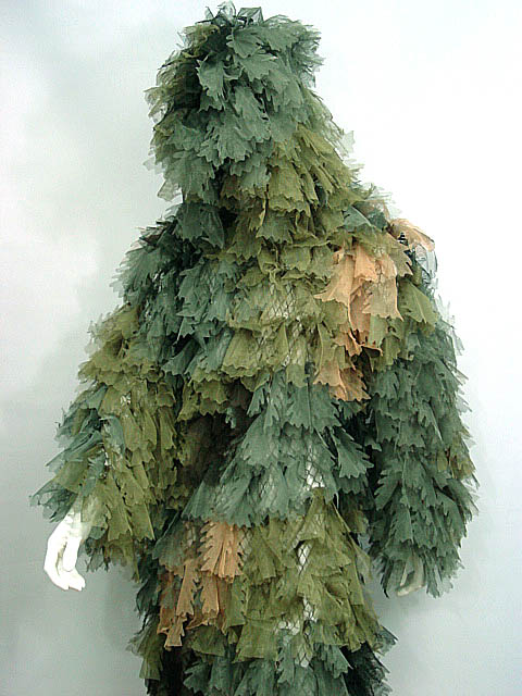 Sniper tactique camouflage 3D Jungle Ghillie costumes vêtements de chasse camo costume équipement de chasse pour arc vêtements de chasse