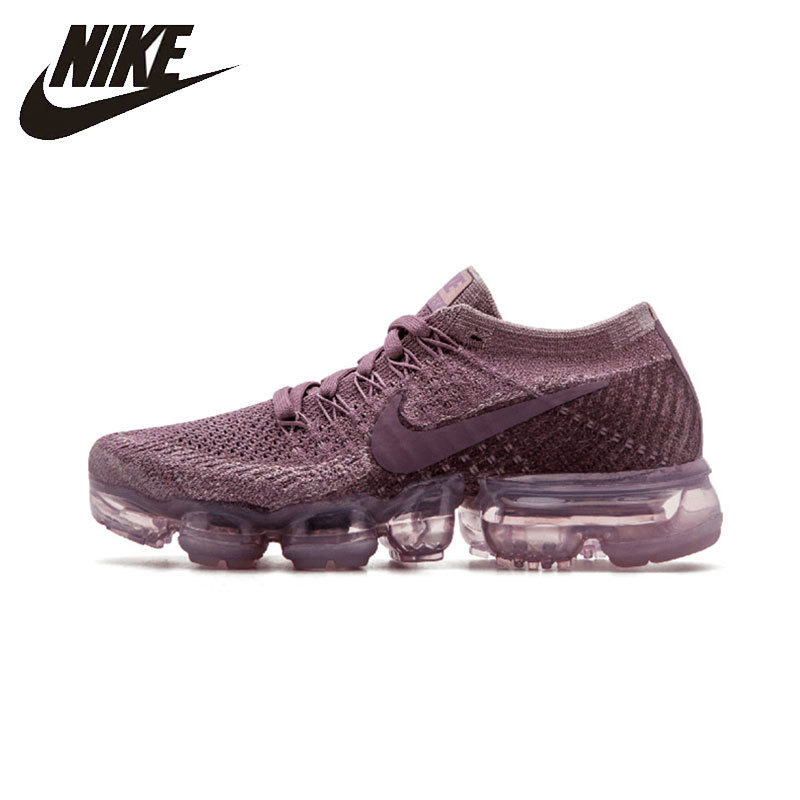 Nike Original Nouvelle Arrivée Air VaporMax Flyknit de Femmes Respirant Chaussures de Course Sport Sneakers 849557