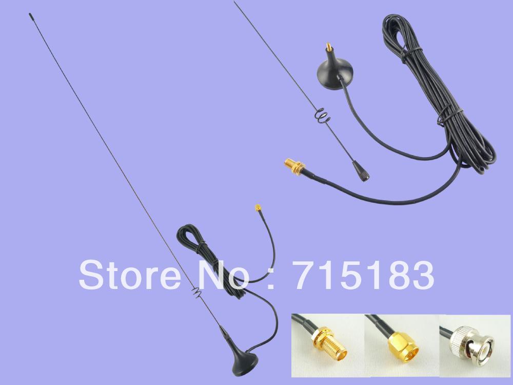 NAGOYA Mini Dual Band VHF 136 174MHz UHF 400 470MHz 3 0dB Super Strong Magnetism Antenna