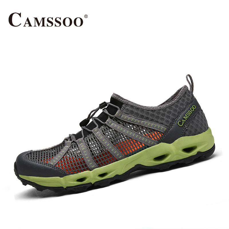 Camssoo Aqua Shoes Men New Arrival High Quality Sneakers All Match Summer Shoes AA50177 aqua aspid new