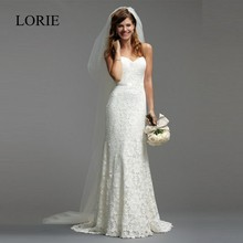 Vintage Lace Wedding Dress Mermaid Vestido De Noiva Sweetheart Off The Shoulder Sexy Bride Dresses 2016 Free Shipping With Veil