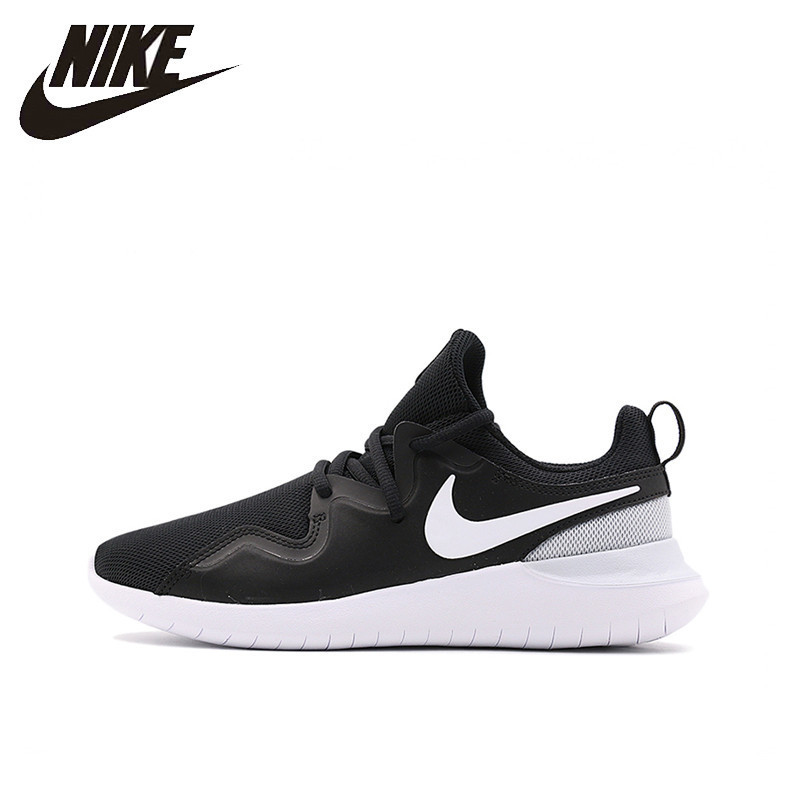 NIKE Wmns Tessen Original New Arrival Authentic Mens Running Shoes Sneakers Breathable Sport Outdoor AA2160&AA2172-001 сникеры nike сникеры wmns nike court borough mid