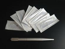 Бесплатная Доставка 1 шт. Профессиональный Перманентный Макияж Татуировки Ручной Ручка для Бровей иглы и цвет