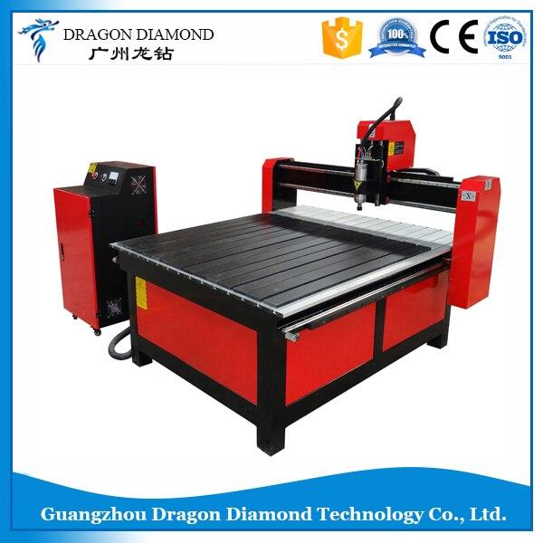 La publicité professionnelle signe la machine 1200*1200mm de graveur de CNC
