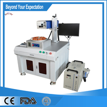 High Speed 3W UV Laser Marking CNC Machine