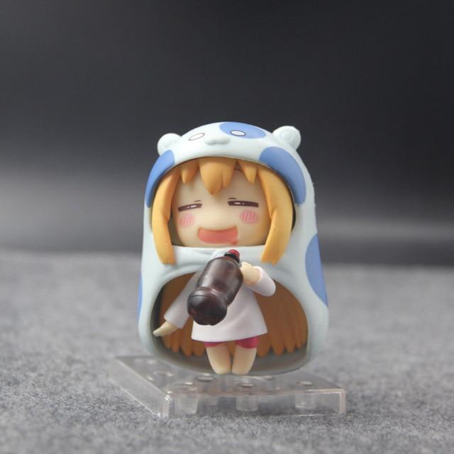 Nendoroid 524b Lolita Himouto! Umaru Chan Himono Doma PVC Action Figures Model Toy Doll 5