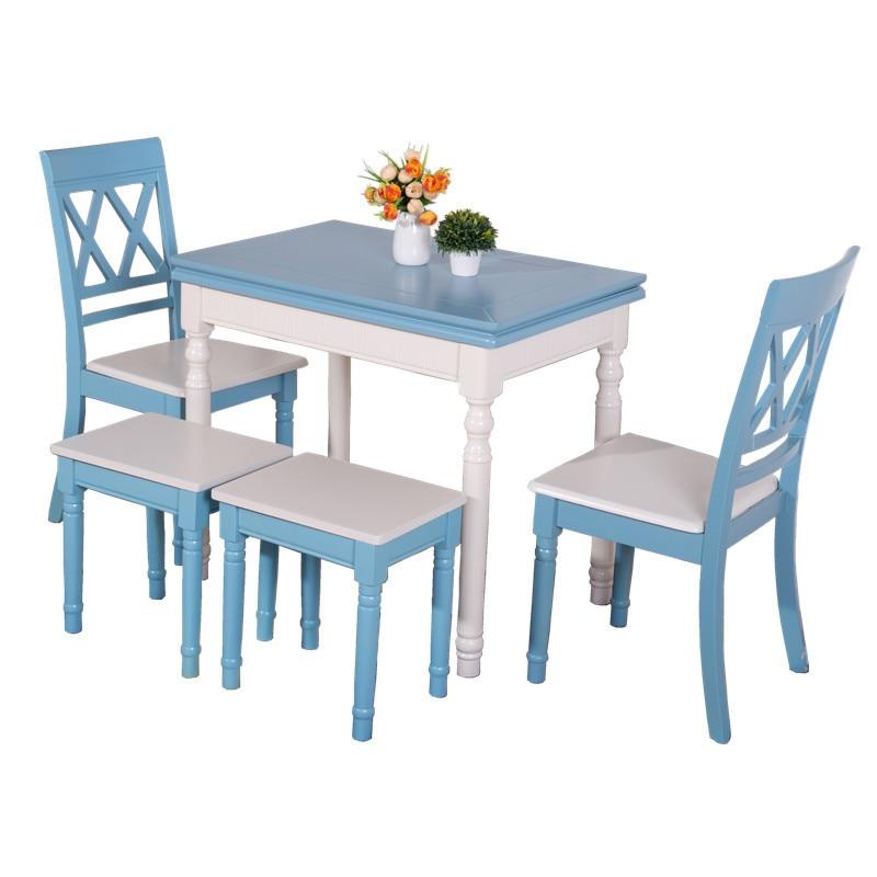 Juego Sala Tafel Kitchen Marmol Comedores Mueble Tisch Tavolo Set A Langer  Comedor Mesa De Jantar Tablo Bureau Dining Room Table