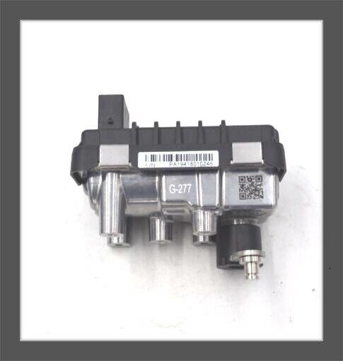 Turbo wastegate G-001 GT2056V 765155 765156 757608 743507 Turbocompresseur actionneur pour Chrysler 300C CRD 160/165 Kw OM642 2004-