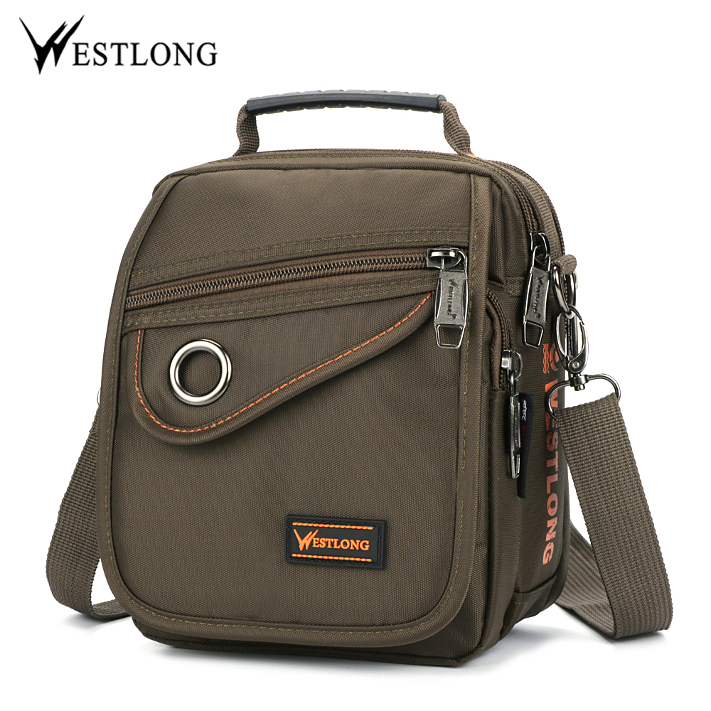 New 3729-1 Men Messenger Bags Casual Multifunction Small Travel Bags Waterproof Style Shoulder Military Crossbody Bags