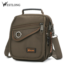 New 3729-1 Men Messenger Bags Casual Multifunction Small Tra