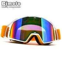 Motorcycle Snowboard Ski Men Women Outdoor Gafas Casco Moto Motocross Goggles Glasses Windproof UV Lenses Goggle For Helmet
