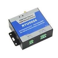200 users RTU5024 GSM Garage Swing sliding Gate door Opener Relay Switch Remote Access Control Door Opener server controller