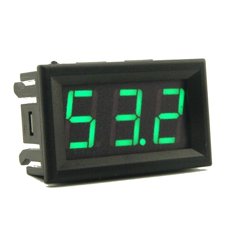 85C1 DC 0-10A Rectangle Analog Panel Ammeter Gauge BoKa-Store