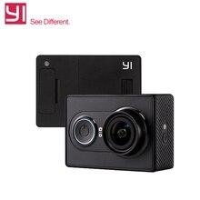 Original versión internacional xiaoyi 16mp cámara de acción 1080 p de ambarella a7 bluetooth xiaomi yi impermeable 2 k wifi deporte cámara