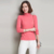 Venda por atacado/Varejo 14 cores de Outono mulheres camisola suéter de cashmere pullover camisola de inverno mulheres camisola de gola alta de malha tops