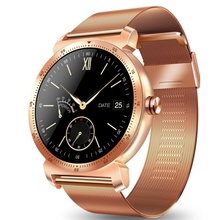 лучшая цена K88H Plus Smart Watch Bluetooth Sports Bracelet Heart Rate Tester Outdoor Pedometer-Rose Gold