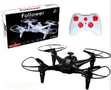 Livraison gratuite RC drone X162 4 CH 2.4 GHz 3D hélicoptère avec caméra avec Système Sans Tête 6-Axis rc quadcopter 2MP VS X600 SYMA X5C