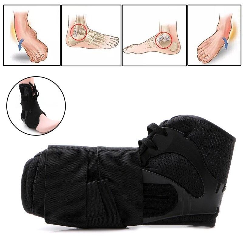 pé ortose estabilizador tornozelo protetor