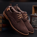 Fashion Men Shoes winter warm men boots male lace up casual shoes autumn man popular classic ankle fur boots european style SD01