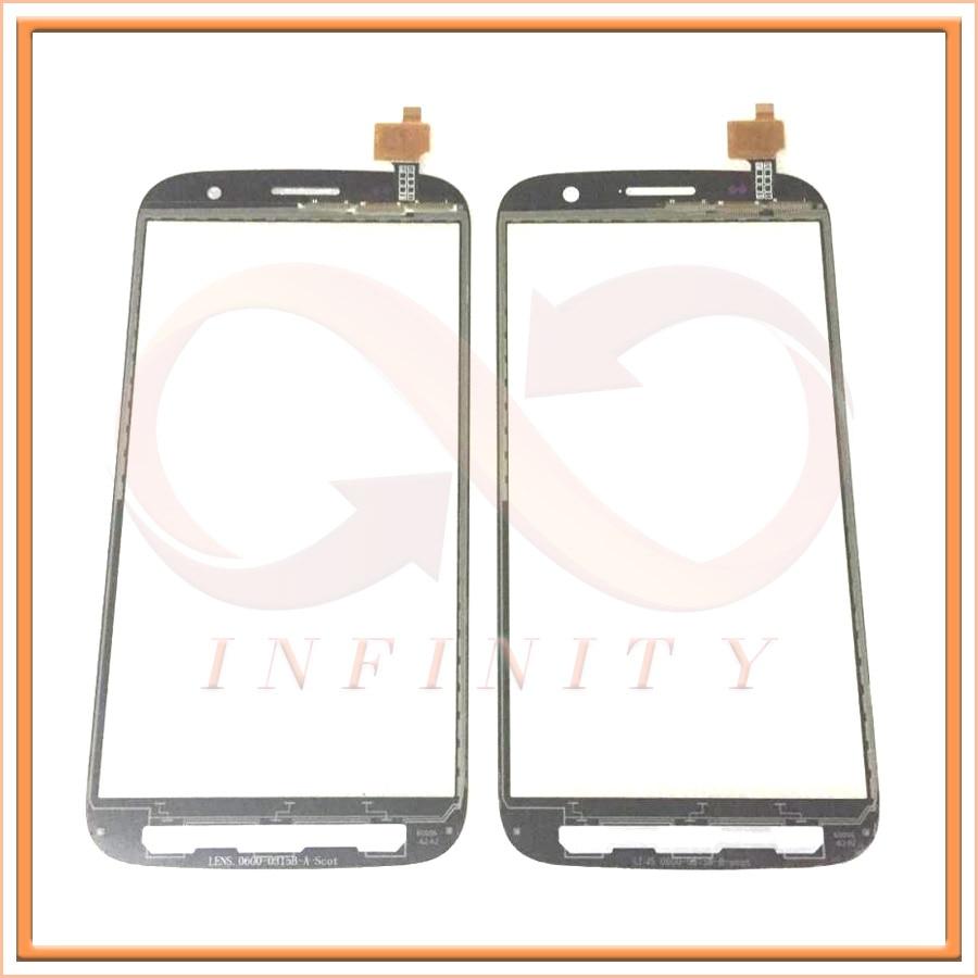 imágenes para En Stock 100% de prueba de Pantalla Táctil Para Zopo ZP990 ZP990 C7 Smartphone Panel Frontal Digitalizador Del Sensor de Cristal con el seguimiento número
