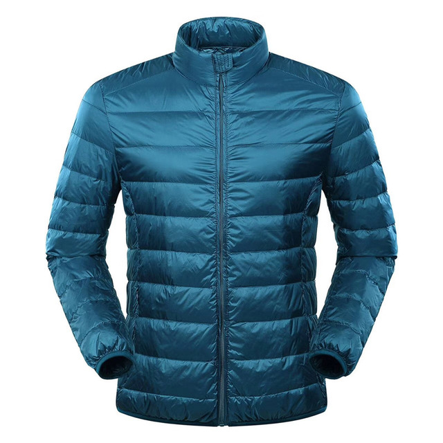 NewBang Plus 6XL 7XL Down Jacket Men's Large Size Ultra Light Down Jacket Men Duck Down Windbreaker Lightweight Feather Coats 4