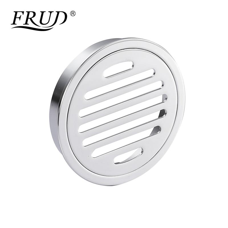 FRUD New Arrival Round Shower Floor Drain Anti odor ...
