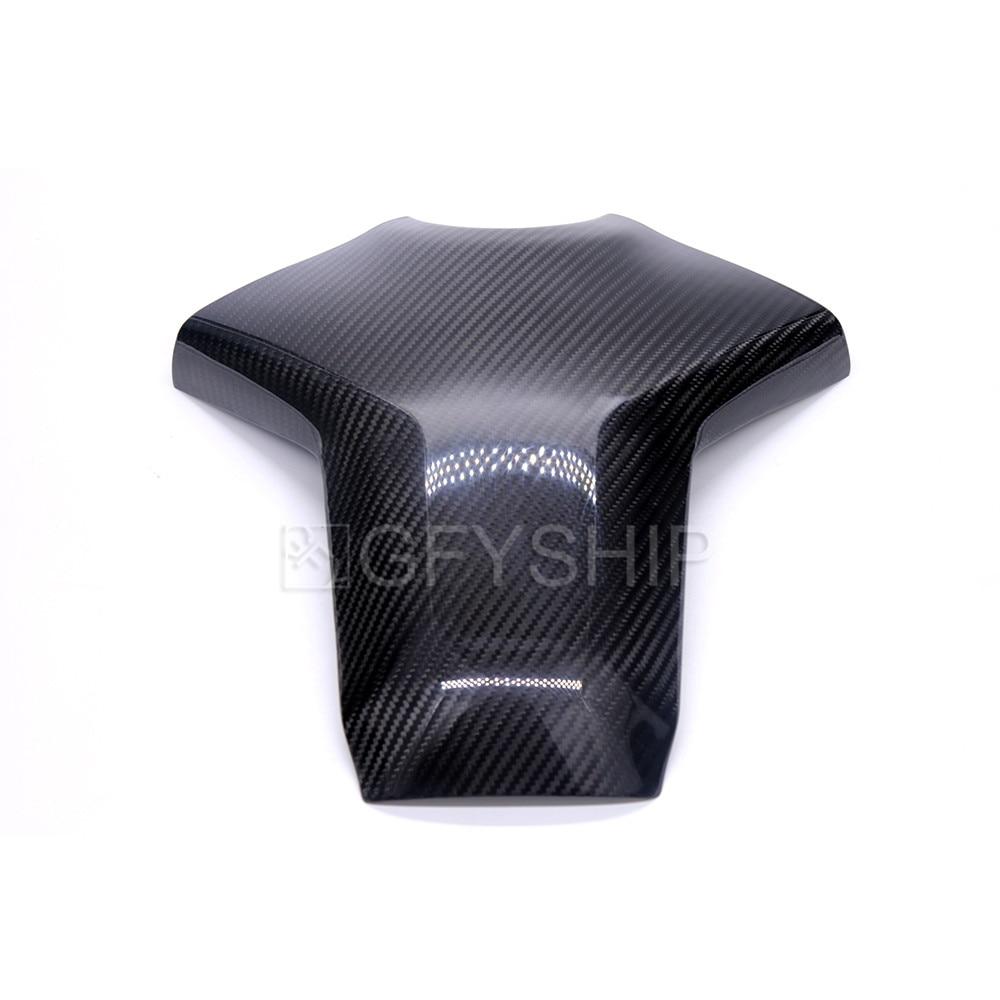 купить Motorcycle Carbon Fiber Rear Tank Protection Cover Pad Fairing Accessories For Yamaha MT 09 MT09 FZ09 FZ 09 2013 2014 to 2017 15 по цене 6426.44 рублей