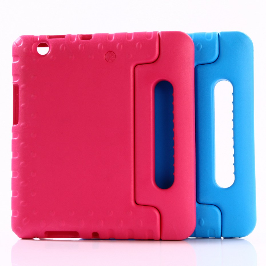 Case For Huawei Mediapad M3 8.4 Inch Tablet Hand-Held Shock Proof EVA Full Body Cover Handle Stand Case For Huawei M3 Kids