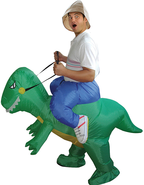 Christmas Costume Halloween Inflatable Dinosaur Fancy Dress Adult Kids Purim Costume Dragon Party Outfit animal themed cosplay