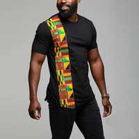 Afrika kleidung hip hop dashiki robe africaine mens fashion t-shirt homme fitness t-shirts afrikanische kleider kleidung