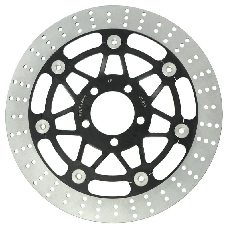 Rotor de disque de frein avant de moto pour Suzuki GSX250 HYOSUNG GT125 GT125R GT250 GT250R GT650 S R R-SR250 V2 S650R