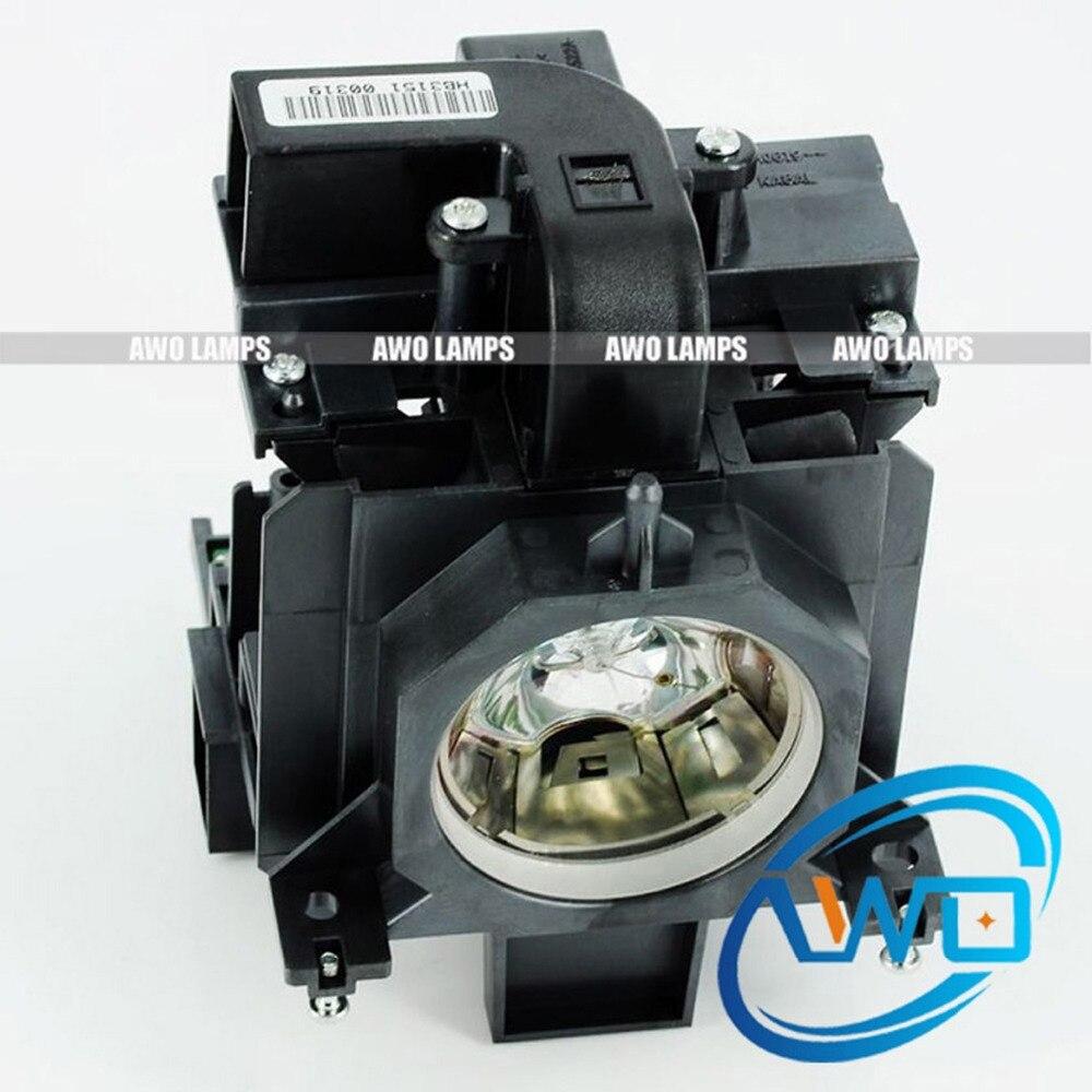 AWO Compatible Projector Lamp POA-LMP137 Replacement for SANYO SANYO XM1000 PLC-XM100/XM100L/XM80/XM80L/WM4500/WM4500L/XM5000
