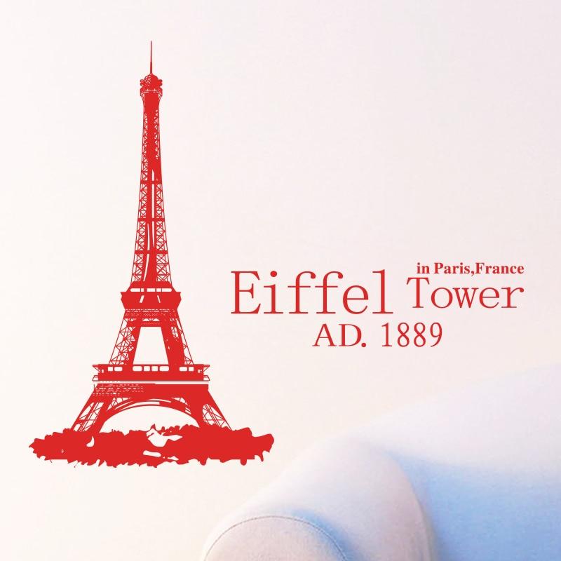 Meno dizaino namų dekoravimas pigus Romantiškas Paryžiaus Eifelio - Namų dekoras - Nuotrauka 5