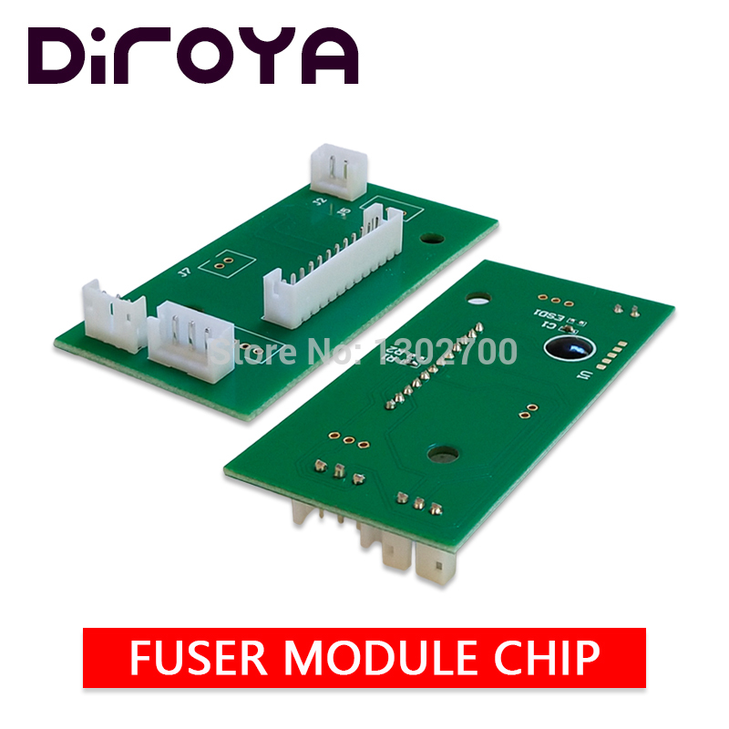 8PCS 40G4135 40X7743 Fuser Unit chip For lexmark MS810 MS811 MS812 MX710 MX711 MX810 MX811 MX812 Printer Fusing Assembly reset-in Cartridge Chip from Computer & Office    1