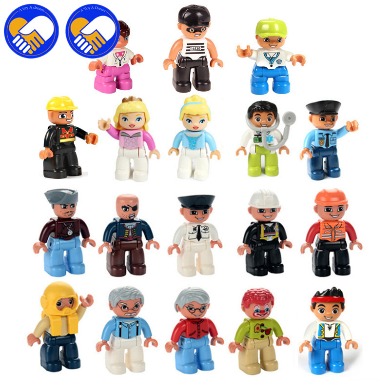 10Pcs/Bag Original Figures Play Toys Mobil Farm Fun Park Game Child Toy ABS Action Figures Model Collections Toys