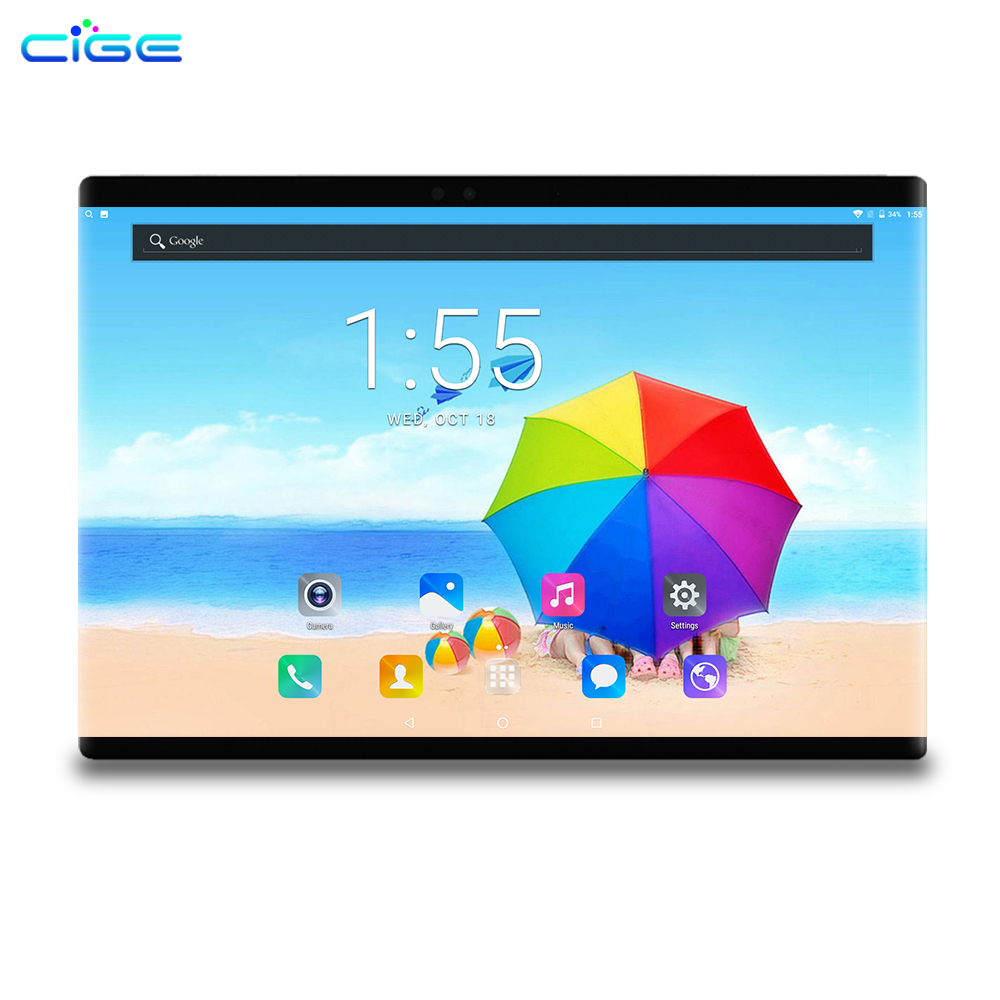 Tablets Newest Google Play Store Android 8.0 OS 10.1 inch 4G FDD LTE Tablet PC 4GB RAM 64GB ROM 1280*800 IPS Dual SIM Cards Kids