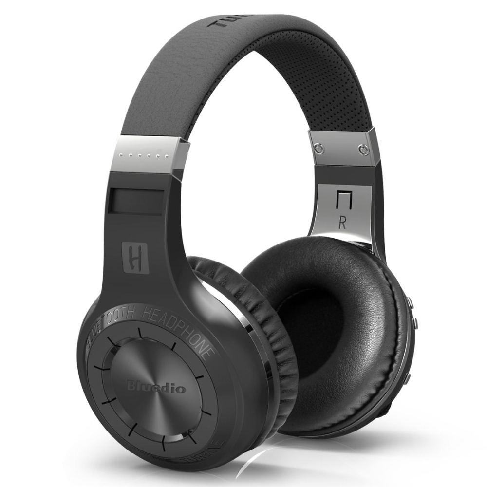 original Bluedio HT(shooting Brake) Wireless Bluetooth Headphones BT 4.1 Version Stereo Bluetooth Headset built-in Mic for calls