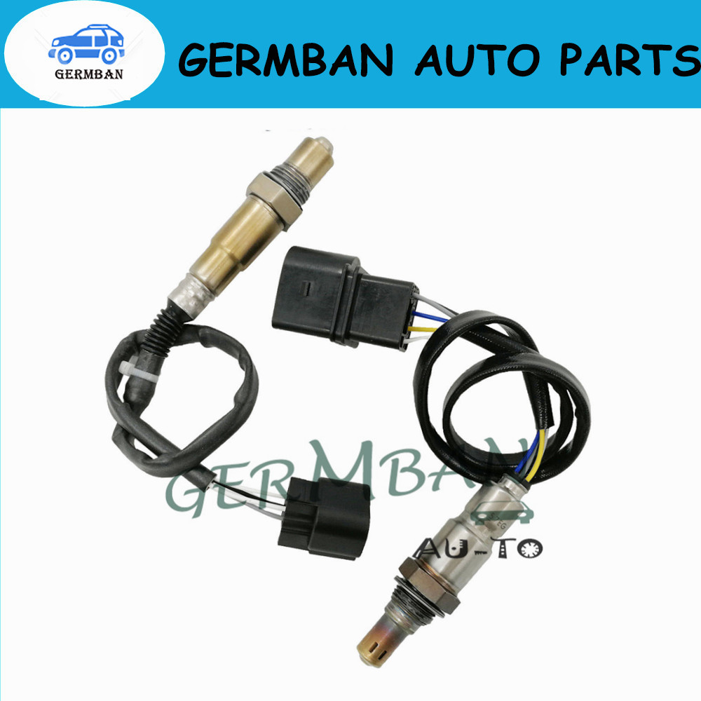 2PCS Air Fuel Ratio Oxygen Sensor For Hyundai Elantra Kia Spectra 2.0L 2003-2009