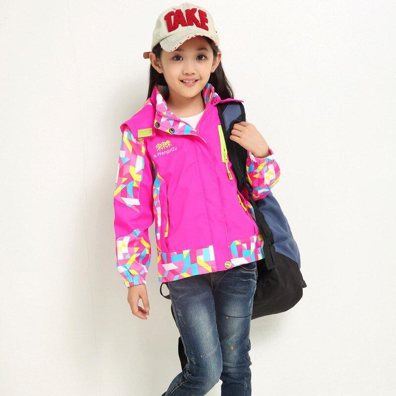 Aliexpress.com : Buy Girls outdoor leisure suit children&39s outdoor
