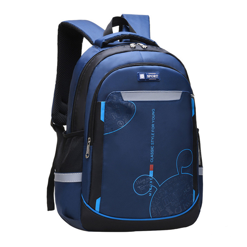 2019 New Orthopaedics Schoolbags Waterproof School Backpacks For Teenagers Boys Girls Kids Backpack Children School Bags Mochila