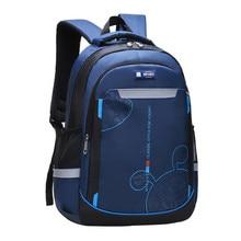 2020 New orthopaedics schoolbags waterproof school backpacks for teenagers boys girls kids backpack Children bags mochila