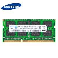 SAMSUNG Memory RAM DDR3 1 5V 2G 4G 8G Laptop DDR 1333 Memoria DRAM Stick For